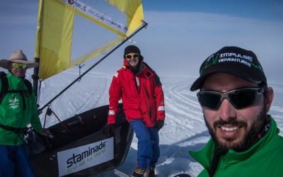 SWOOSH Snowsailer Iceland Roundup