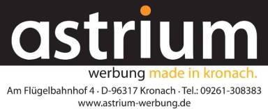 Astrium werbung