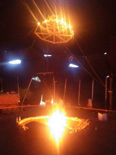 Nacht der 60 Kerzen