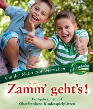 Eine Aktion der Kulmbacher Brauereinen