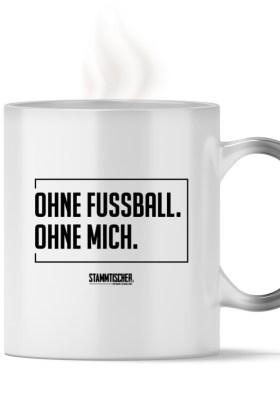 Fussball – Magic Tasse