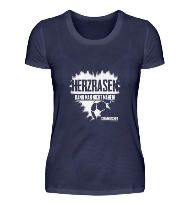 Herzrasen - Damen Shirt - Damenshirt-198