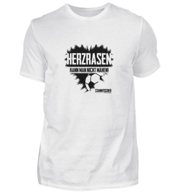 Herzrasen - Shirt - Herren Shirt-3