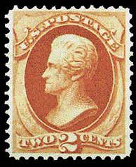 2¢ Jackson - vermillion