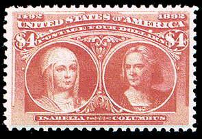 $4 Isabella & Columbus - black