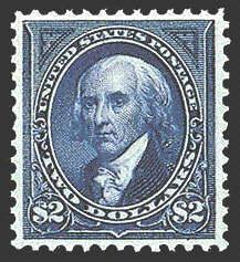$2 Madison - blue