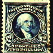 $2 Madison - dark blue
