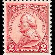 2¢ Von Steuben