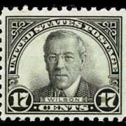 17¢ Wilson - black