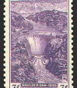 3¢ Boulder Dam