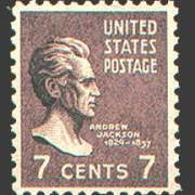 7¢ A. Jackson