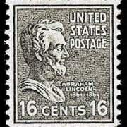 16¢ Lincoln