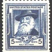 5¢ Walt Whitman