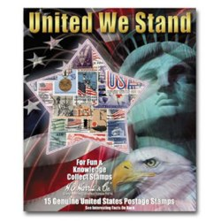 United We Stand Stamp Collection