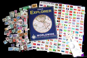WORLDWIDE EXPLORER KIT