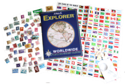 WORLDWIDE EXPLORER KIT