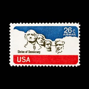 1974 U.S. Airmail Stamp #C88