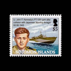 2005 Solomon Islands Stamp # 999i