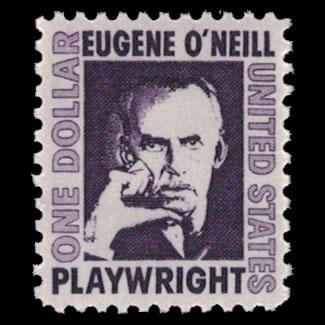 US Stamp #1294 - $1 Eugene O'Neill