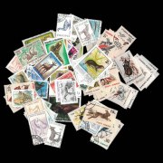 Worldwide Stamp Packet - Creatures of Nature