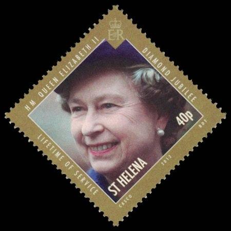 2012 St. Helena Stamp #1049
