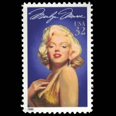 1995 U.S. Stamp #2967 - 32 cent Marilyn Monroe