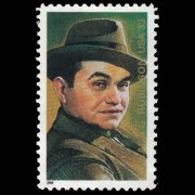 2000 U.S. Stamp #3446 - 33 cent Edward G. Robinson