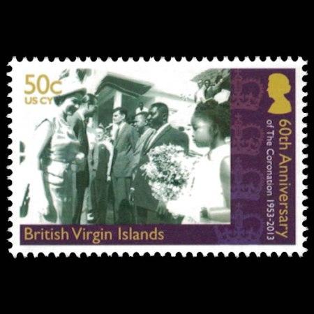 2013 Virgin Islands Stamp #1148