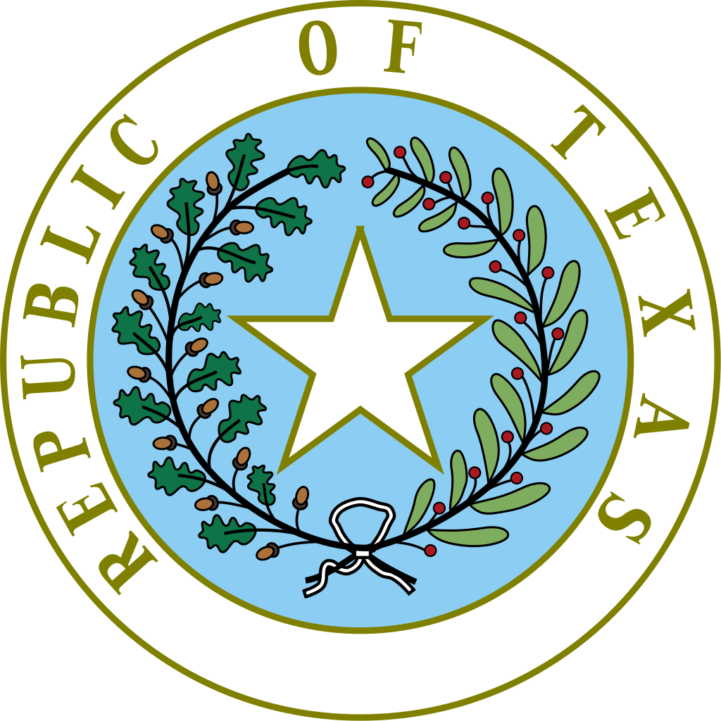 Republic Of Texas Post Office Department A Stamp A Day