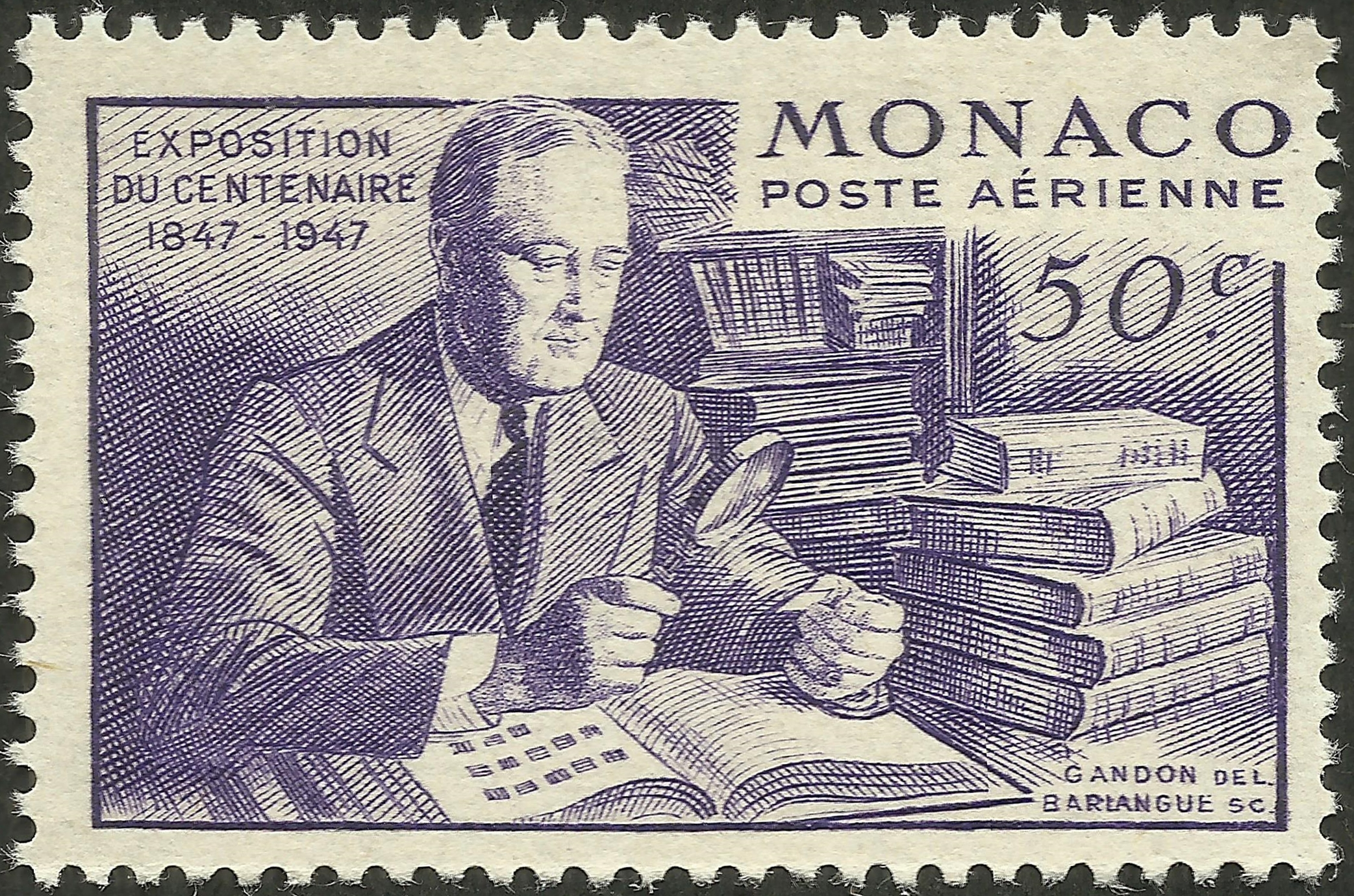 Monaco #C16 (1947)