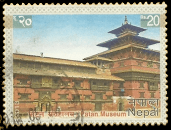 Nepal – Patan Museum (2013)