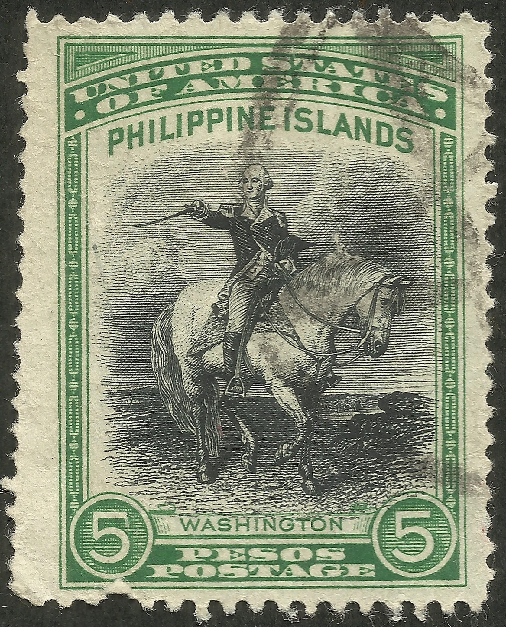 Insular Government of The Philippine Islands #396 (1935)