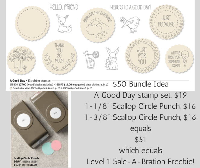 Stampin'-Up!-A-Good-Day-Scallop-Punches-Sale-A-Bration-Bundle-Idea-Angela-Waters-#StampAfterSunrise