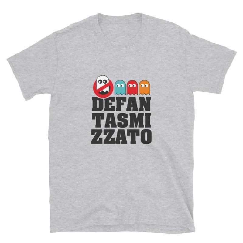Defantasmizzato maglietta unisex