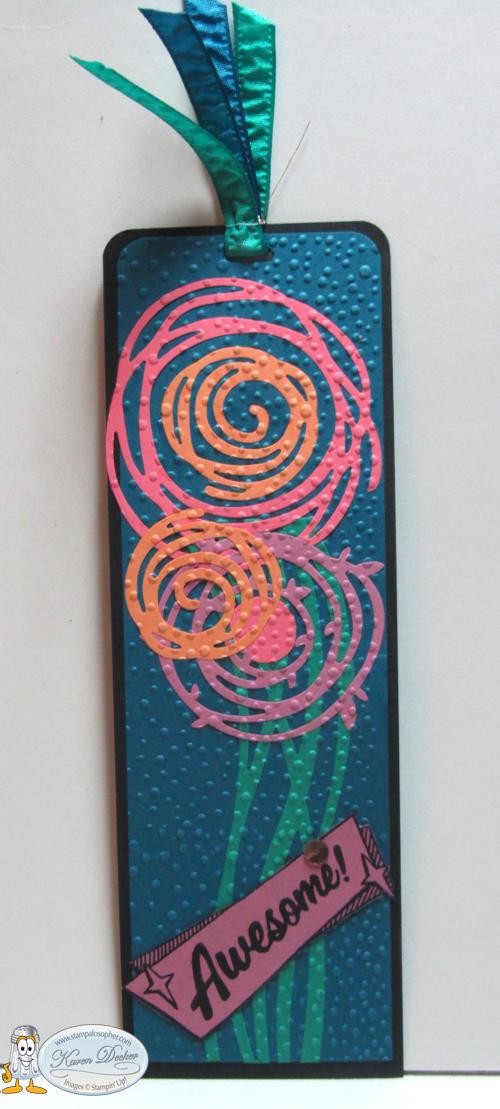 In Color Bookmark