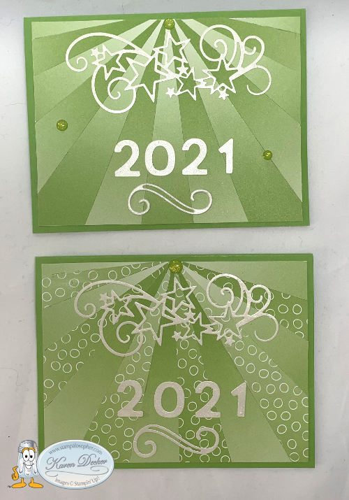 Green New Year's