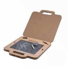 Lavagna portatile in cartone