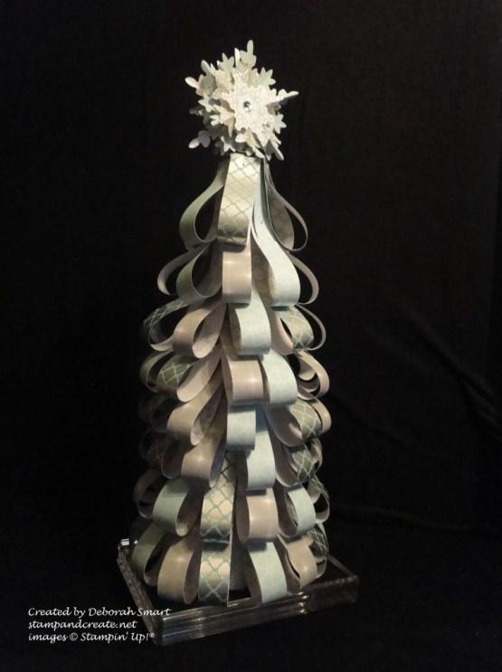 Looped Paper Tree