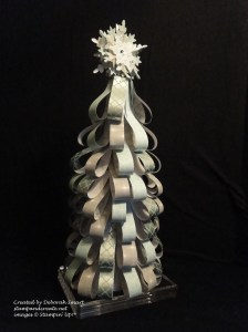 Looped Paper Tree