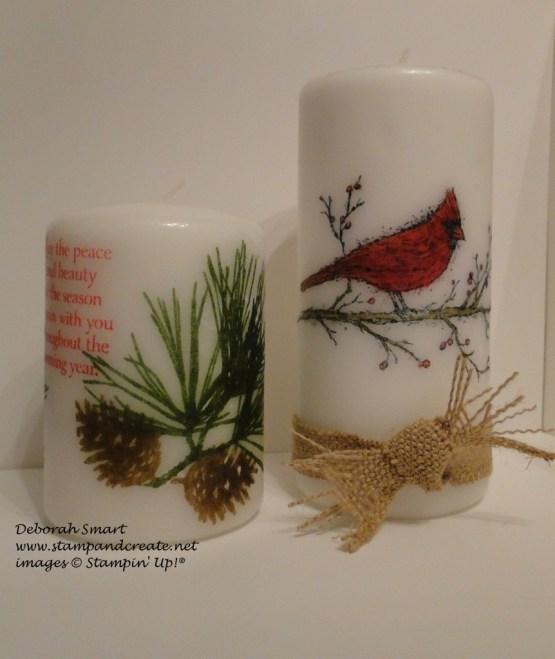 Beauty of the Season candles
