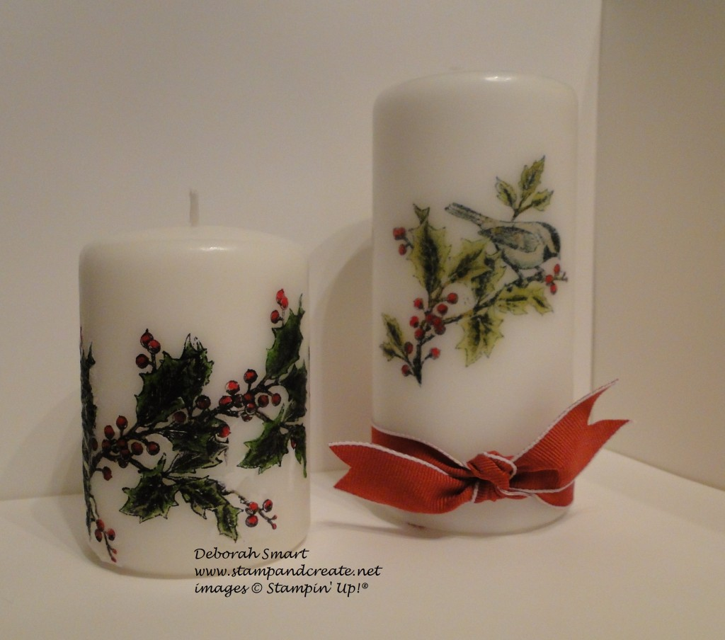 Beautiful Season Candles