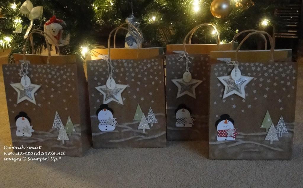 customer gift bags