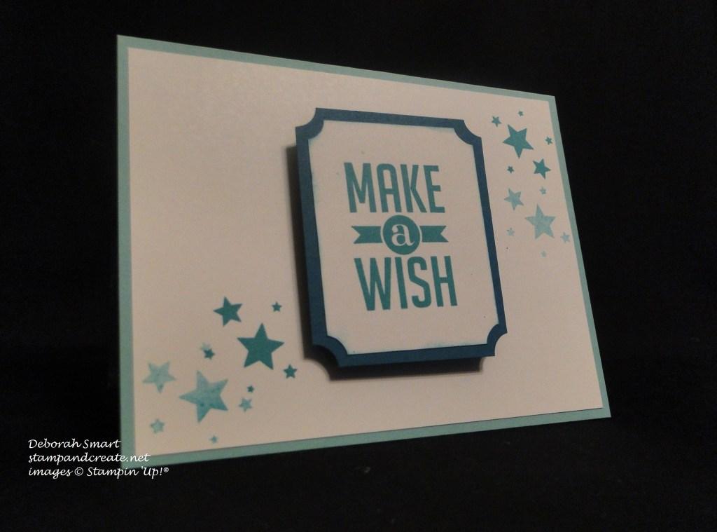 Tyler's b-day card inside