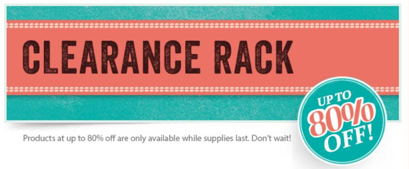 SU clearance rack
