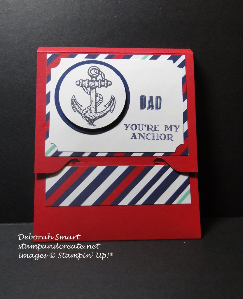 gift card holder dad's day