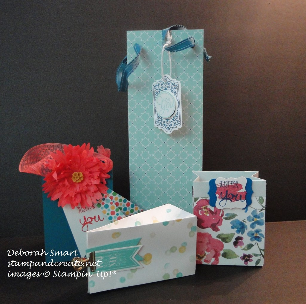 bags-gift bag punch board