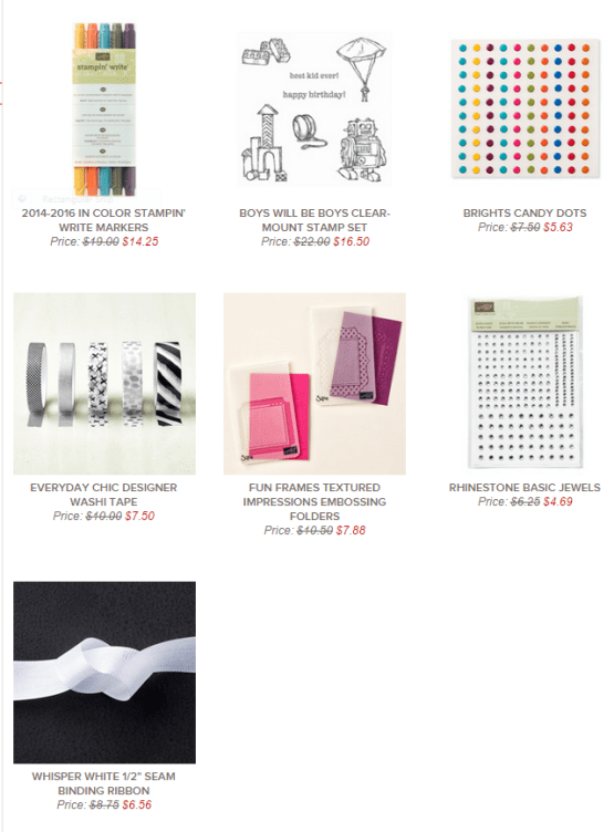 SU weekly deals sept 1