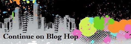 Blogging Friends Continue on next button