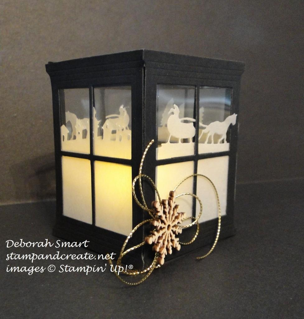 Hearth & home luminaria