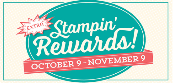 SU stampin rewards